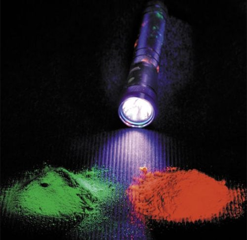 Leak Detection Powder
