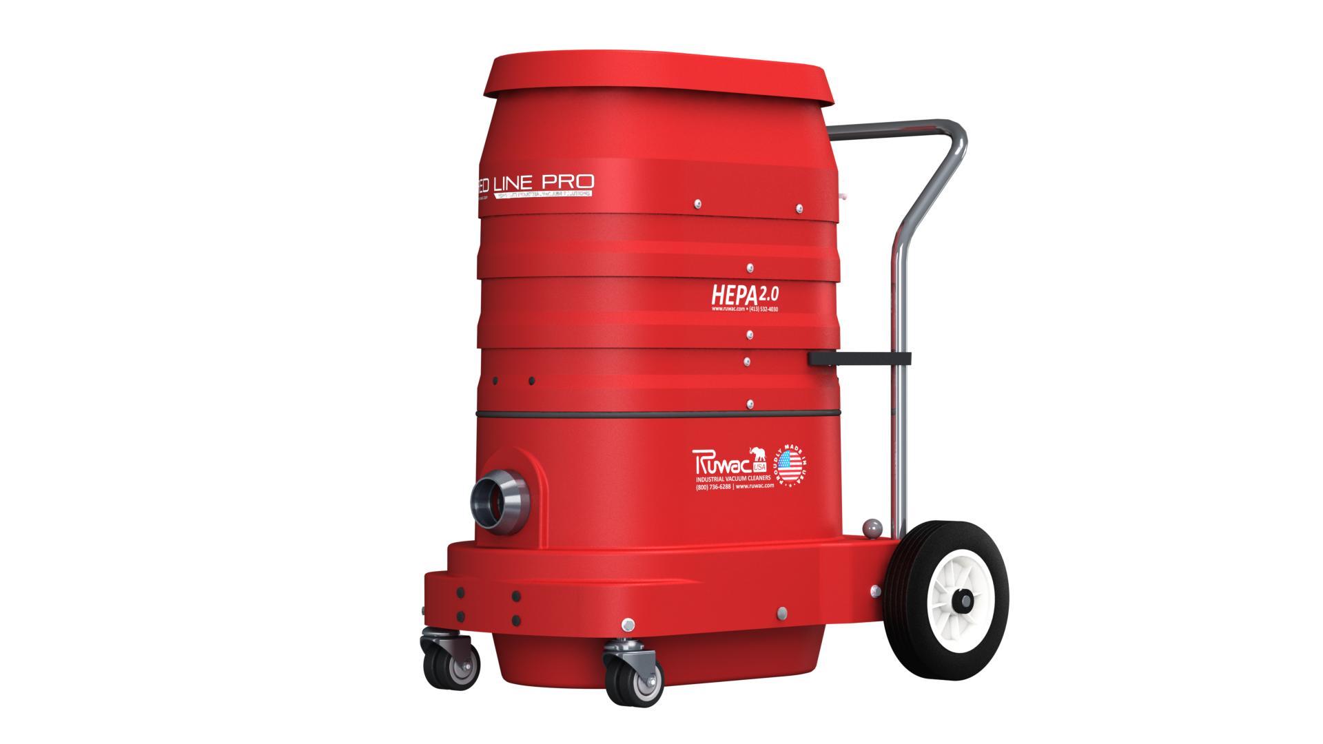 Red Raider Pro 288 Cfm Ruwac Usa