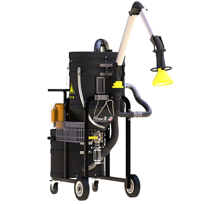 Dust Extraction Arm